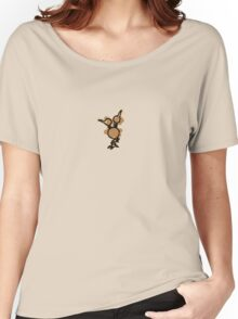Doduo Women's Relaxed Fit T-Shirt