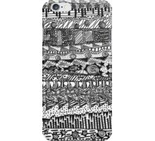 Positive Negative iPhone Case/Skin