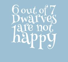 6 out of 7 Dwarves T-Shirt