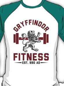 Gryffindor Fitness Tshirt T-Shirt