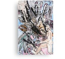 Neter Wins Canvas Print