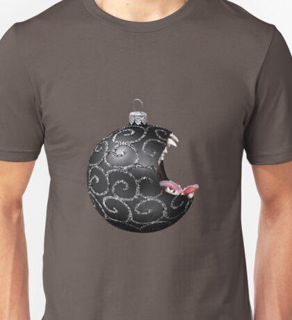 Scary Bauble  Unisex T-Shirt