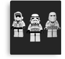 STORMTROOPERS UNIT STAR WARS Canvas Print