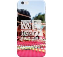 WeHeartSummer - Aviators Phone Case iPhone Case/Skin