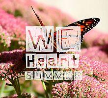 WeHeartSummer - Butterflies - Phone Case by haewee