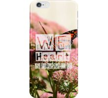 WeHeartSummer - Butterflies - Phone Case iPhone Case/Skin