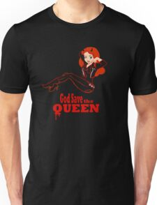 God Save the Queen (of Hell) Unisex T-Shirt