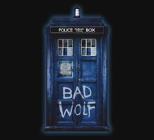British Bad Wolf Blue Phone booth by DePeak DesignCorner