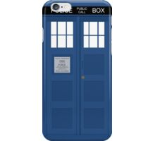 Tardis Police Box iPhone Case/Skin