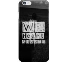 WeHeartSummer - Phone Case iPhone Case/Skin