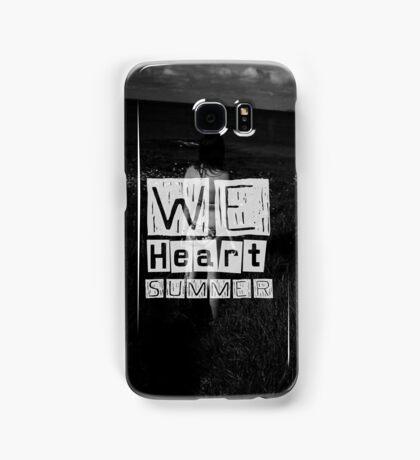 WeHeartSummer - Phone Case Samsung Galaxy Case/Skin