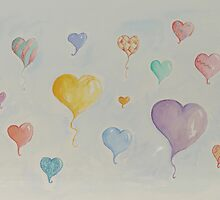 Precious Hearts by Rosie Harriott