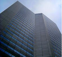 Montreal National Bank Tower Photographic Print