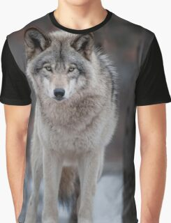 Timber Wolf Graphic T-Shirt