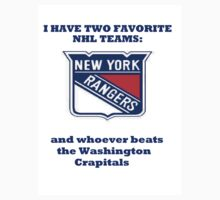 I have two favorite NHL teams Kids Clothes