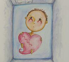Baby Fletcher by Rosie Harriott