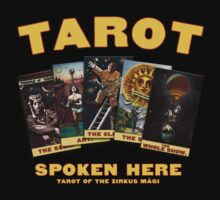 Tarot Spoken Here by DuckSoupDotMe