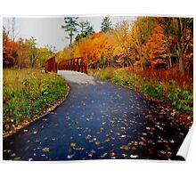October splendor Poster