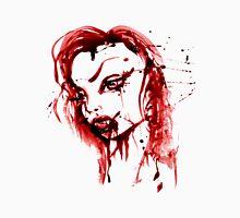 Bloody Vamp Girl Unisex T-Shirt