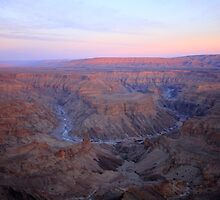 Canyon Dawn II by JenniferEllen