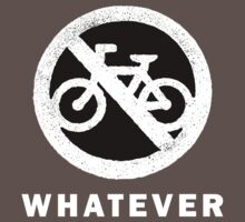 No Bicycles - Whatever (dark) by KraPOW