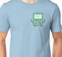 BMO smile. Unisex T-Shirt