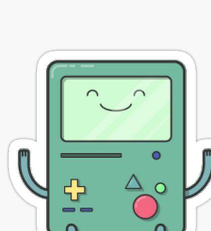 BMO smile. Sticker