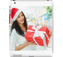 Noel Girl iPad Case/Skin