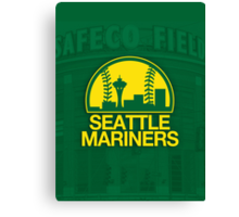 Seattle Sports Mashup Canvas Print