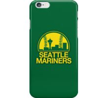 Seattle Sports Mashup iPhone Case/Skin