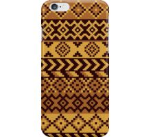Pixeled Africa iPhone Case/Skin