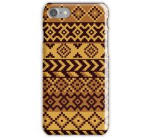 Pixeled Africa iPhone Case/Skin