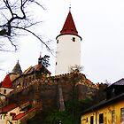 Krivolat Castle by ChelcieSPorter