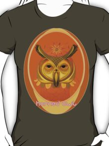 great horned owl shirt! T-Shirt
