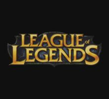League of Legends Logo by Kiwishes