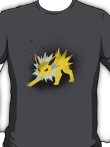 Spray Paint Jolteon T-Shirt