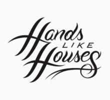 hands like houses logo by Annyyaa