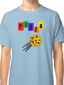 Who Ordered Pepperoni? Classic T-Shirt