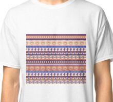 Warrior pattern Classic T-Shirt