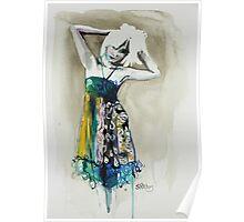 Sara's Dress Poster