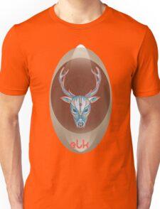 blue bull elk. Unisex T-Shirt