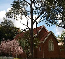 St Johns Church in Pinjarra by kalaryder