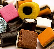 Liquorice Allsorts by PJRPHOTOGRAPHY