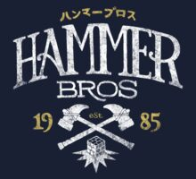 Hammer Brothers Kids Clothes