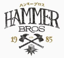 Hammer Brothers - alternate version by jangosnow
