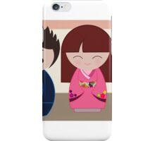 15B484 iPhone Case/Skin