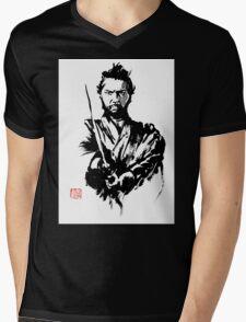 tatsuya 2 Mens V-Neck T-Shirt