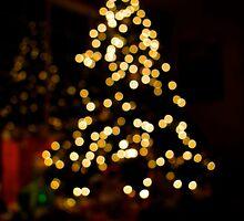 Christmas Bokeh by Lynn Armstrong