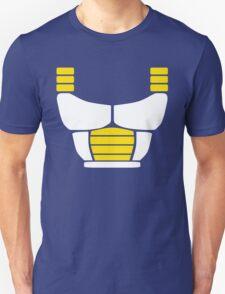 Minimalist Saiyan armor (v2) T-Shirt