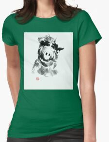 alf Womens Fitted T-Shirt